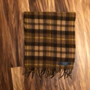 100% Scottish Lambswool Scarf Royal Mile Scotland